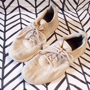 Allbirds Wool Runners White *Flawed*
